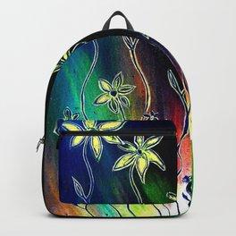 Flower Bursts Backpack