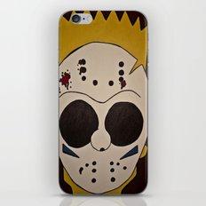 Bart Vorhees iPhone & iPod Skin