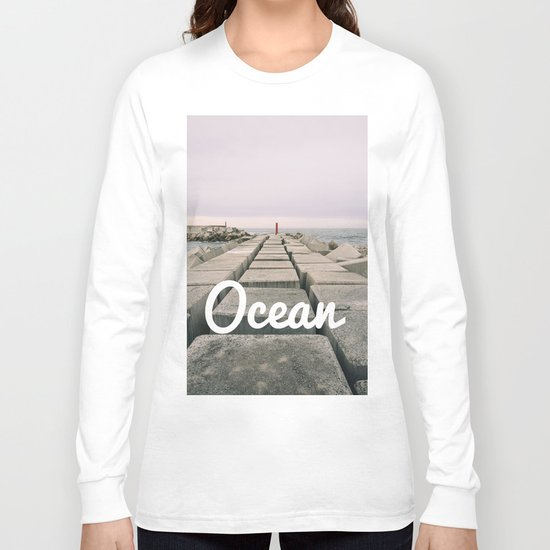 The seawall Long Sleeve T-shirt