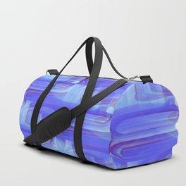 Blended Blue Duffle Bag