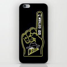 Go! Rogues iPhone & iPod Skin