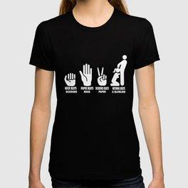Nothing Beats a Blow Job T-shirt