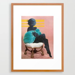 Harem Aria Framed Art Print