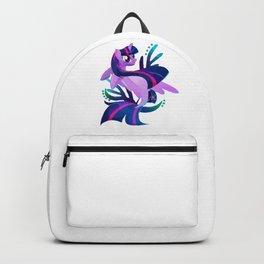 Seapony Twilight Sparkle Crewneck Backpack