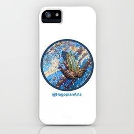 Eco Mural Project 4: Amphibians iPhone Case