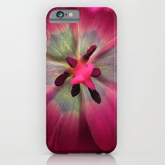 Up Close Purple Tulip Slim Case iPhone 6s