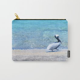 Strutting Pelican Carry-All Pouch