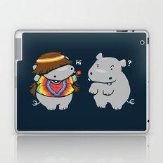 Hippypotamus Laptop & iPad Skin