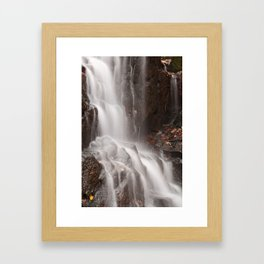 Avalon Dream Falls Framed Art Print