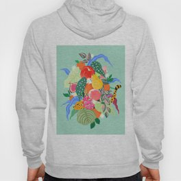 Fruits and Jungle Combo Hoody