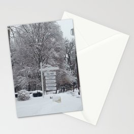 Maplewood - The Mill - Winter Stationery Cards