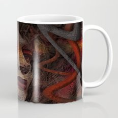Shell - Cyborg Portrait Mug
