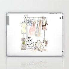 Closet Laptop & iPad Skin