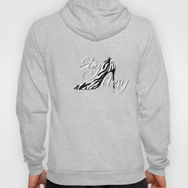 High heels,stiletto shoes drawing.Stay classy  Hoody