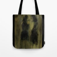 concert Tote Bags featuring city, concert by Imagery by dianna
