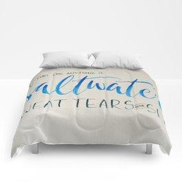 Saltwater Comforters