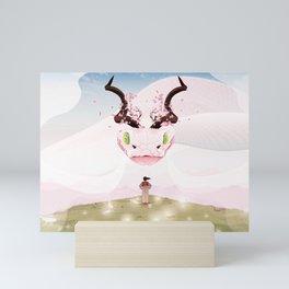 Brave Mini Art Print