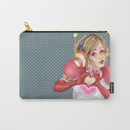 Happy Valentines! Carry-All Pouch