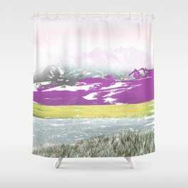 Nature and magic #05 Shower Curtain