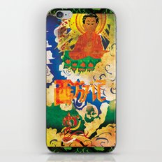 Sun Wukong Confronts Buddha iPhone & iPod Skin