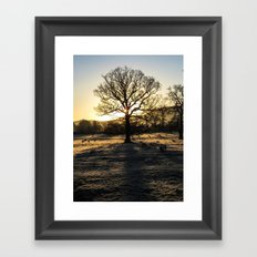 Winter#3 Framed Art Print