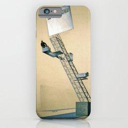Lenin Tribune - El Lissitzky iPhone Case