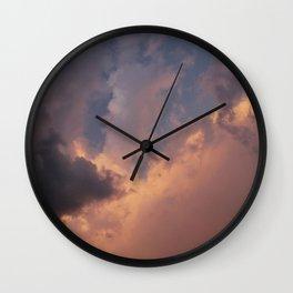 run · sky  Wall Clock