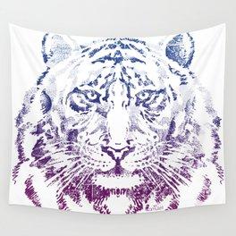 TIGER HEAD Wall Tapestry