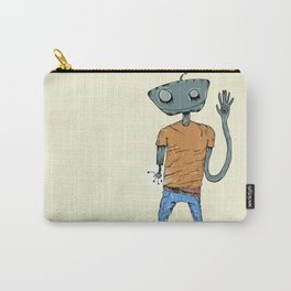 Waving Carry-All Pouch