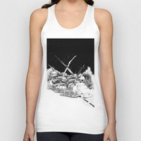 cars Tank Tops featuring Cars by Andreas Derebucha