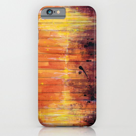 Gold Dust iPhone & iPod Case