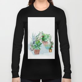 Plants 2 Long Sleeve T-shirt