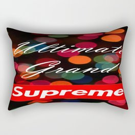 Ultimate Grand Supreme Rectangular Pillow