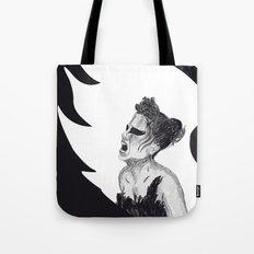 Black Swan III Tote Bag