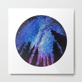 Starry Sky Metal Print