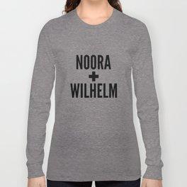 Noora Wilhelm Long Sleeve T-shirt