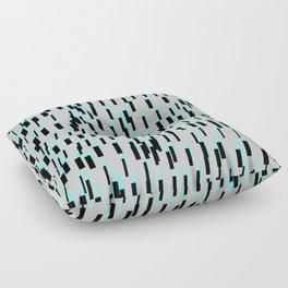From Bold I to Italic I. Futura Floor Pillow