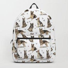 The German Shepherd Dog Backpack
