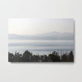 Sea of Galilee (Kinneret) Metal Print