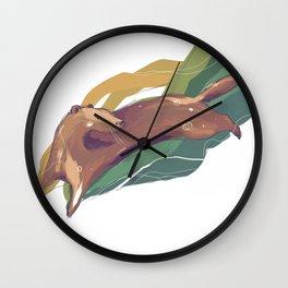 musk Wall Clock