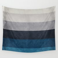 greece Wall Tapestries featuring Greece Hues by Diego Tirigall