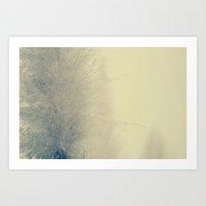 Suave... Art Print