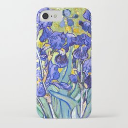 Vincent Van Gogh Irises iPhone Case