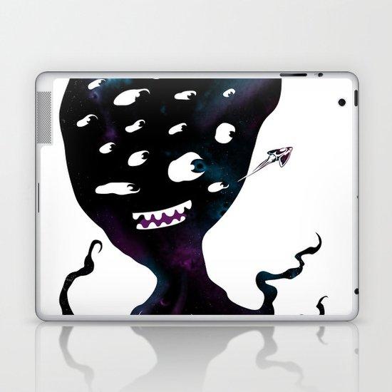 All Seeing Universe Laptop & iPad Skin