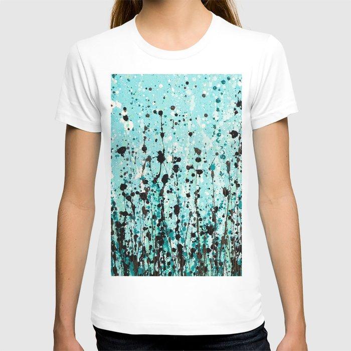 Blue jean T-shirt