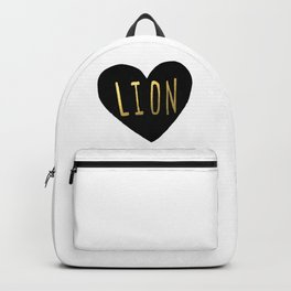 Lion Heart Backpack