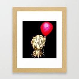 Wanna cuttle? Framed Art Print