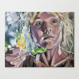 Lex! Canvas Print