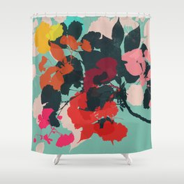 cherry blossom 5 Shower Curtain