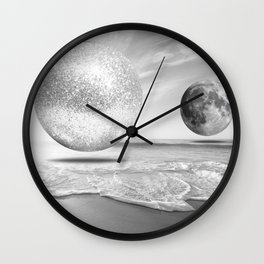 Rise above yourself Wall Clock